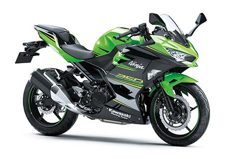 Ninja 250 KRT Edition